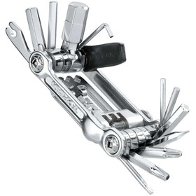 Topeak Mini 20 Pro Multitool Women, silver